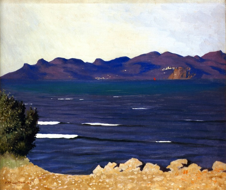 팰릭스 발로통의 작품세계 Ⅳ [1920~1925 / Date unknown]- Felix Edouard Vallotton