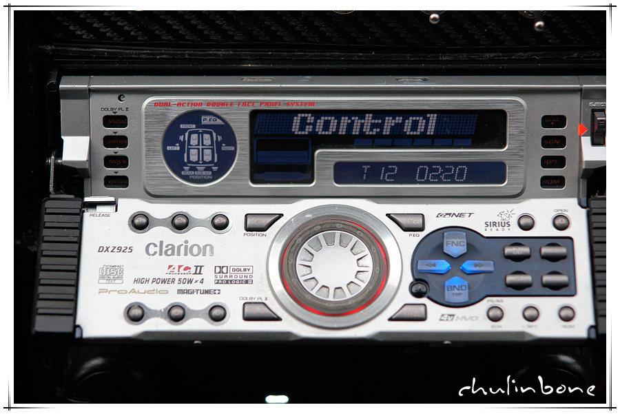 클라리온 DXZ-925 메뉴얼
