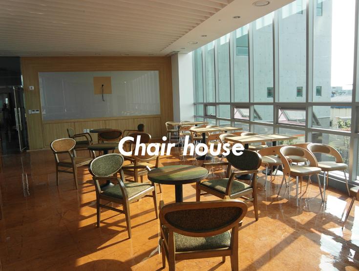 회사 휴게실 카페 디자인의자 테이블 설치 / 학교 기숙사 도서관 ...