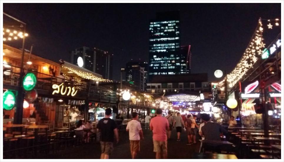 [2019 방콕] 여유있게 다시 한번 가고픈 딸랏롯파이 야시장2