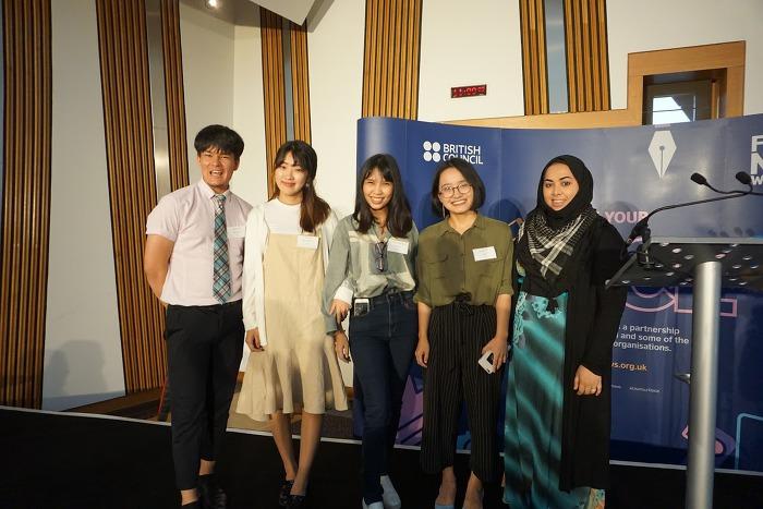 [동국대] 오소영·최장호 학우, 한국대표로 Future News Worldwide 2017 컨퍼런스 참가