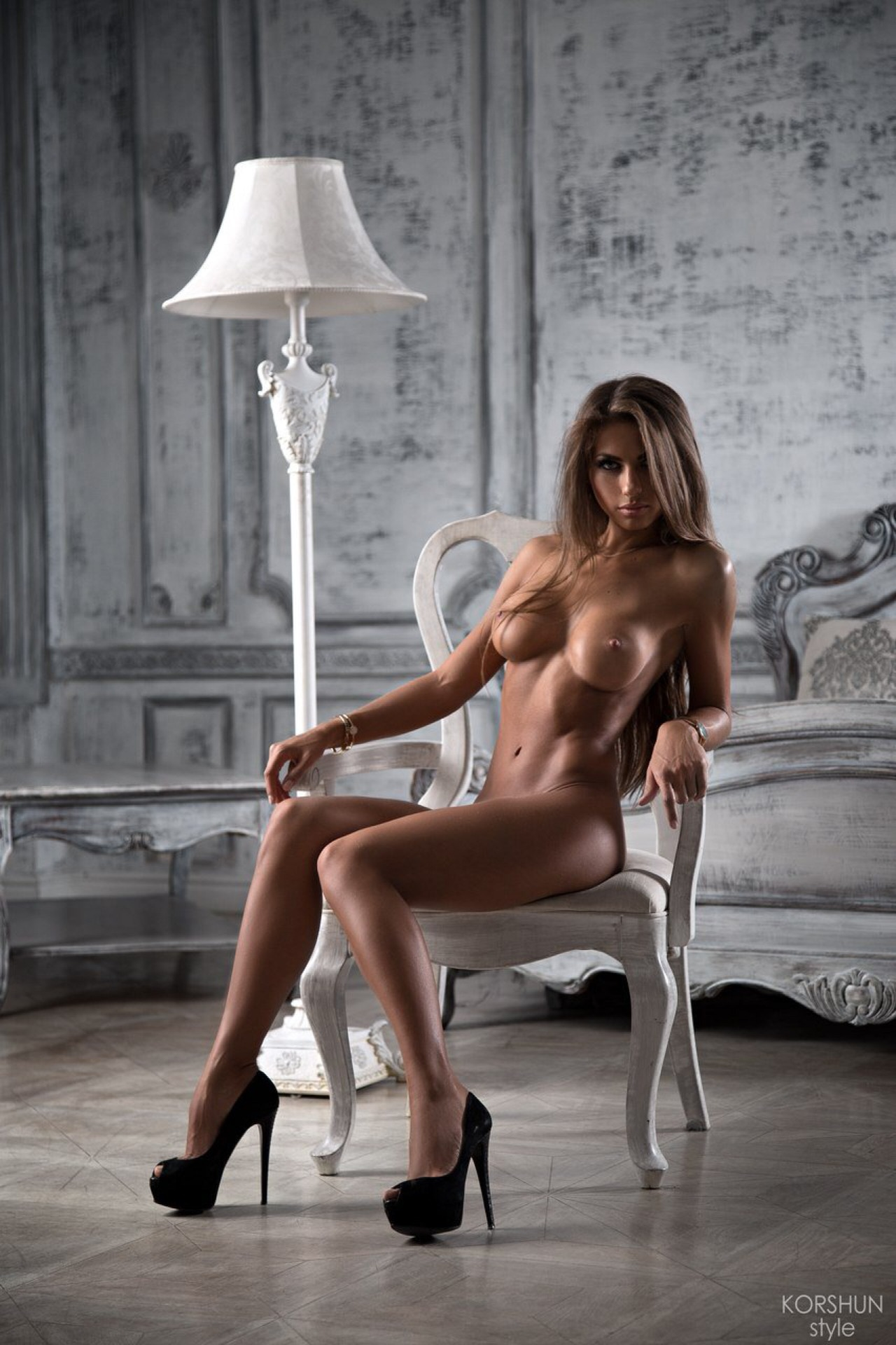 hot nude glamour